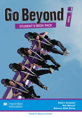 Go Beyond Student's Book Pack Intro A1 + Teacher's Resource Center, Presentation Kit + Online Workbook - Benne, Rebecca