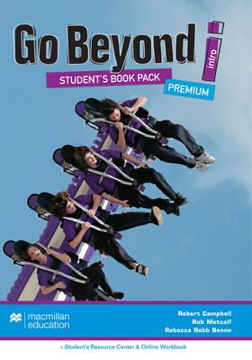 Go Beyond - Student's Book Premium Pack Intro A1 + Student's Resource Center + Online Workbook - Benne, Rebecca