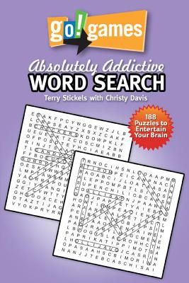 Go!games Absolutely Addictive Word Search - Stickels, Terry