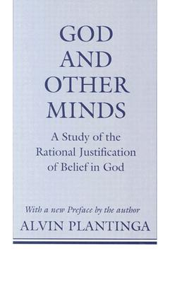 God and Other Minds - Plantinga, Alvin