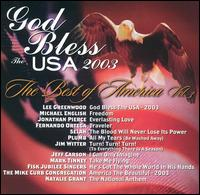 God Bless the USA 2003: The Best of America, Vol. 3 - Various Artists