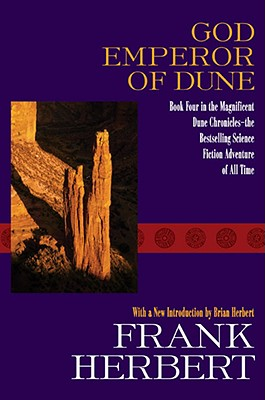 God Emperor of Dune - Herbert, Frank, and Herbert, Brian (Introduction by)