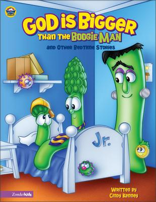 God Is Bigger Than the Boogie Man: And Other Bedtime Stories - Kenney, Cindy (Editor), and Ballinger, Bryan, and Bredehoft, Linda, and Gaffney, Sean, and Katula, Bob, and Lango, Keith, and...