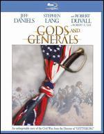 Gods and Generals [Blu-ray]