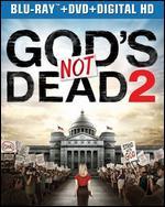God's Not Dead 2 [Includes Digital Copy] [Blu-ray/DVD] [2 Discs] - Harold Cronk