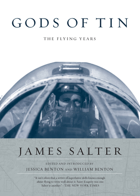Gods of Tin: The Flying Years - Salter, James