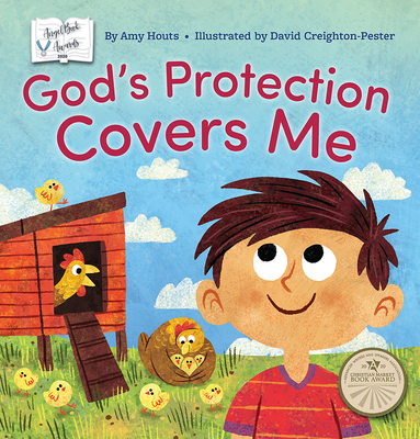 God's Protection Covers Me - Houts, Amy