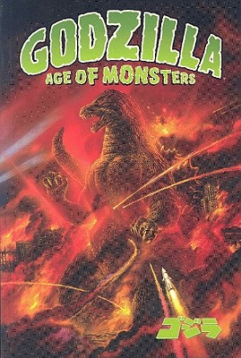 Godzilla: Age of Monsters - Bissette, Steve, and Adams, Art, and Various