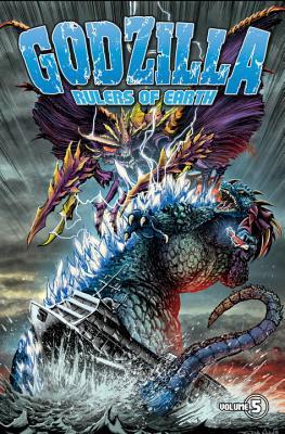 Godzilla: Rulers of Earth, Volume 5 - Mowry, Chris