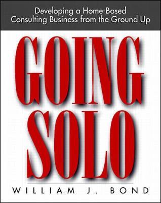 Going Solo - Bond, William J