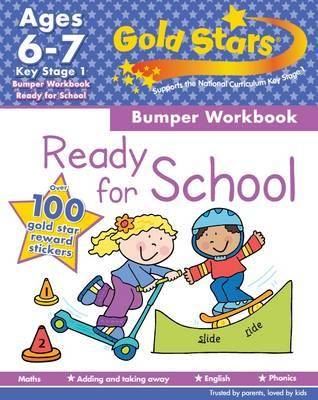 Gold Stars KS1 Bumper Workbook Age 6-8 -