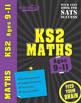 Gold Stars Workbooks: KS2 Age 9-11 Maths -