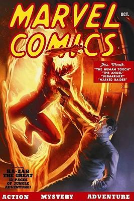 Golden Age Marvel Comics Omnibus, Volume 1 - Burgos, Carl, and Everett, Bill, and Gustavson, Paul