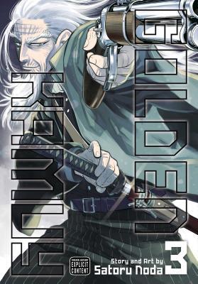 Golden Kamuy, Vol. 3 - Noda, Satoru