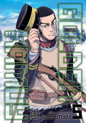 Golden Kamuy, Vol. 5 - Noda, Satoru