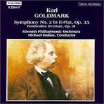 Goldmark: Symphony No.2; Penthesilea Overture