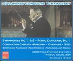 Golovanov Conducts Tchaikovsky