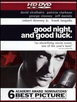 Good Night and Good Luck [HD] - George Clooney