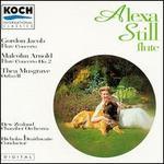 Gordon Jacob: Flute Concerto; Malcolm Arnold: Flute Concerto No. 2; Thea Musgrave: Orfeo II