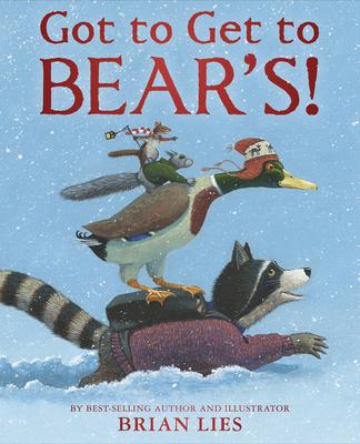Got to Get to Bear's! - Lies, Brian