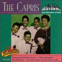 Gotham Recording Stars - The Capris/Rena Hinton