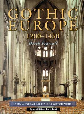 Gothic Europe 1200-1450 - Pearsall, Derek