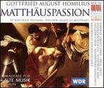 Gottfried August Homilius: Matthäuspassion
