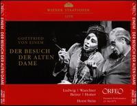 Gottfried von Einem: Der Besuch der alten Dame - Alois Pernerstorfer (vocals); Ana Higueras Aragón (vocals); Christa Ludwig (vocals); Eberhard Wächter (vocals);...