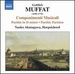 Gottlieb Muffat: Componimenti Musicali