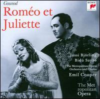 Gounod: Roméo et Juliette - Anthony Marlowe (vocals); Bidu Sayão (vocals); Claramae Turner (vocals); George Cehanovsky (vocals); John Brownlee (vocals);...