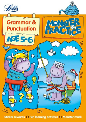 Grammar and Punctuation Age 5-6 -