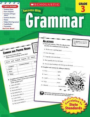 Grammar, Grade 3 - Scholastic, Inc (Creator)