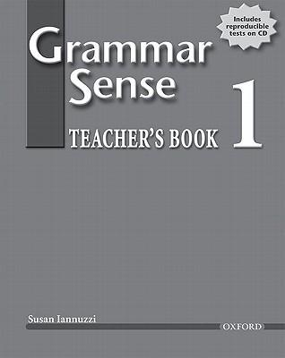 Grammar Sense 1 - Iannuzzi, Susan