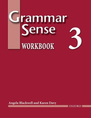 Grammar Sense 3 - Blackwell, Angela
