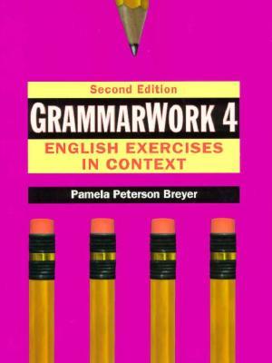 Grammarwork 4 - Breyer, Pamela