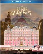 Grand Budapest Hotel [Includes Digital Copy] [Blu-ray]