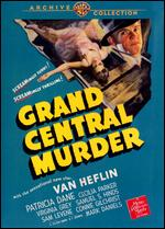 Grand Central Murder - S. Sylvan Simon