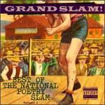 Grand Slam: Best of National Poetry Slam, Vol. 1