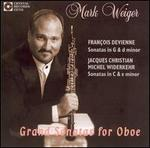 Grand Sonatas for Oboe - Arthur Rowe (piano); Mark Weiger (oboe)