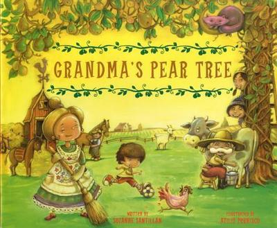 Grandma's Pear Tree - Santillan, Suzanne