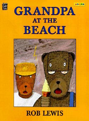 Grandpa at the Beach - Lewis, Rob