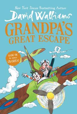 Grandpa's Great Escape - Walliams, David