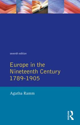 Grant and Temperley's Europe in the Nineteenth Century 1789-1905 - Ramm, A. (Editor)