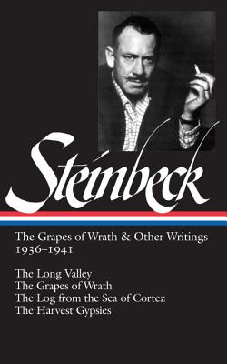 """""""Grapes of Wrath"""" and Other Writings 1936-1941 - Steinbeck, John"""
