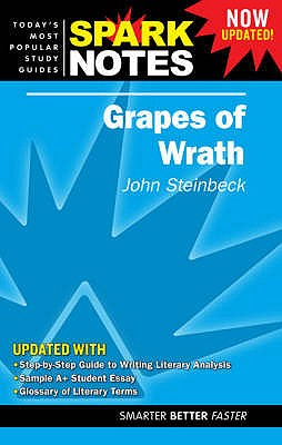 """Grapes of Wrath"" - Steinbeck, John, and SparkNotes (Editor)"