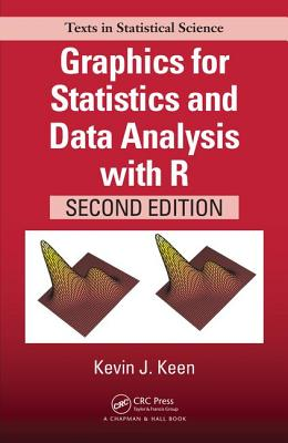 Graphics for Statistics and Data Analysis with R - Keen, Kevin J.