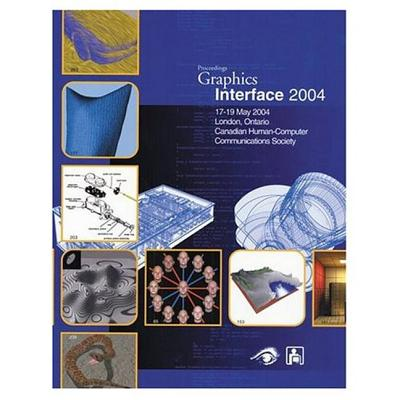 Graphics Interface 2004 - Mann, Stephen (Editor), and Brooks, Stephen (Editor), and Gutwin, Carl (Editor)