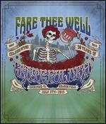 Grateful Dead: Fare Thee Well [2 Discs]