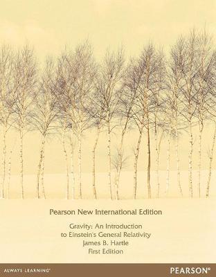 Gravity: An Introduction to Einstein's General Relativity - Hartle, James B.