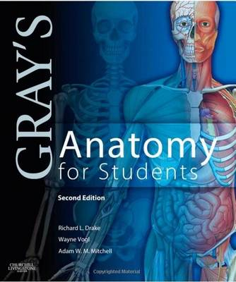 9780702051326: Gray\'s Anatomy for Students - Richard Drake, PhD